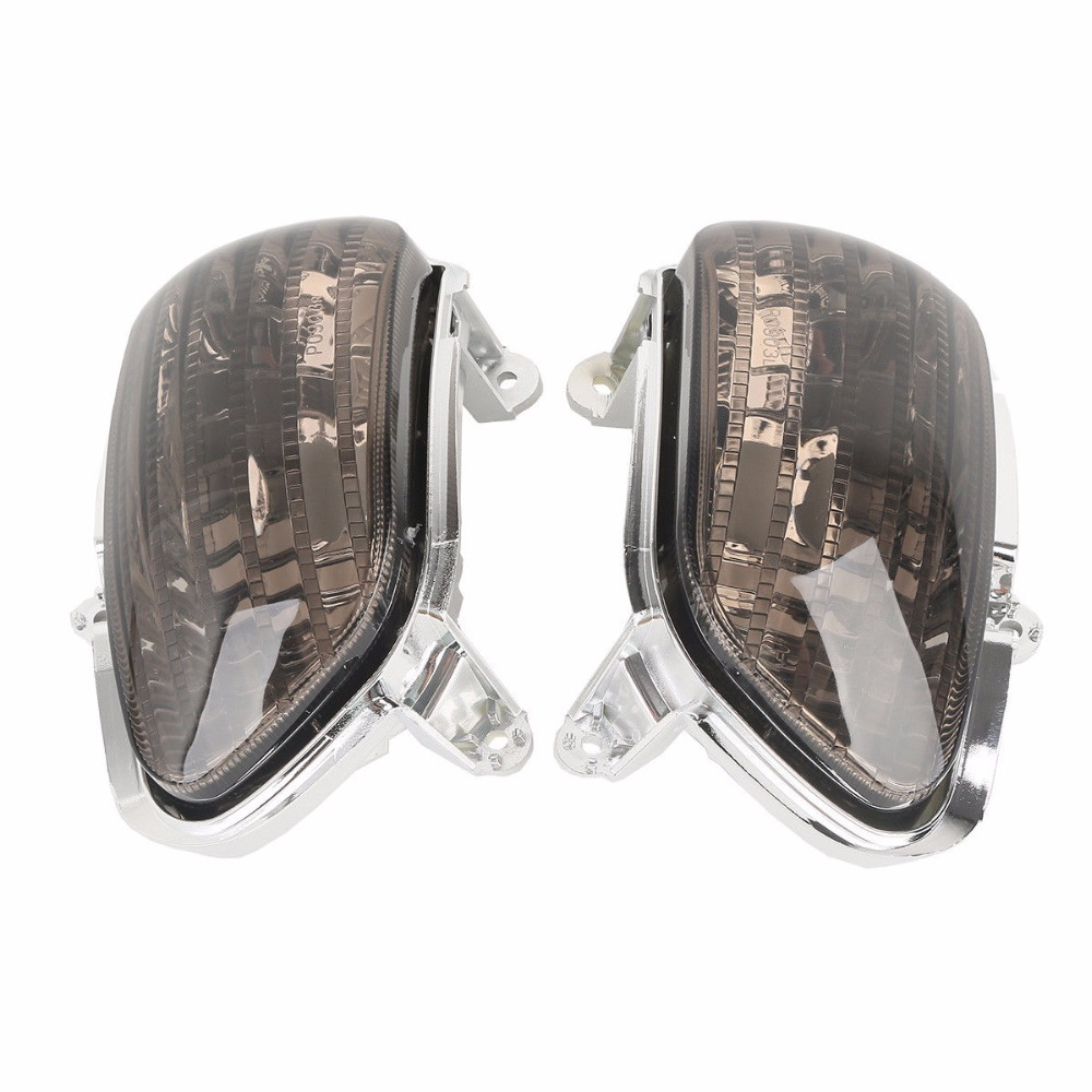 Image 3 - Motorcycle Front Turn Signal Light Lens Shell For Honda Goldwing GL 1800 2001 2015 2014 2008 2009