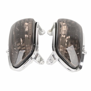 Image 3 - Motorcycle Front Turn Signal Light Lens Shell For Honda Goldwing GL 1800 2001 2017