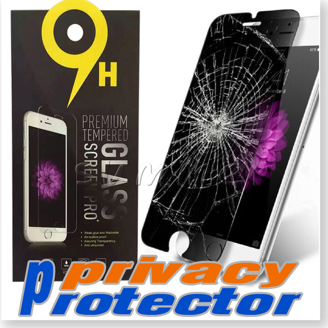 outlet store 14f9f 72944 US $110.0 |Aliexpress.com : Buy Privacy Tempered Glass For S7 iPhone 6 6s  Note 5 Screen Protector LCD Anti Spy Film Screen Guard Cover Shield for ...