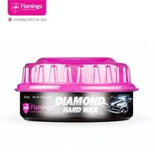 200 г карнауба алмаз жесткий Кристалл полировка автомобиля воск нано покрытие защитная пленка Авто Воск 7,06 Oz