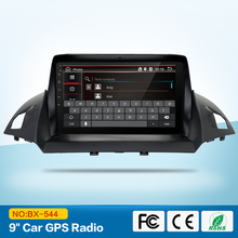 Android 7.1 Car DVD GPS for Ford Kuga 2013+ with 1024x600 Screen Bluetooth Radio RDS Wifi 3G Mirro-link Free 8GB Map Card