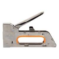 CNIM Hot 4 6 8MM Steel Staple Gun Tacker Uphol Stery Stapler 2500 Staples Heavy Duty