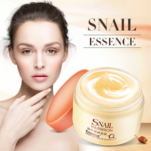 LAIKOU Snail Sleeping Mask Korean Cosmetics Face Treatment Moisturizing Eyes Nourish Oil control Whitening Night Cream