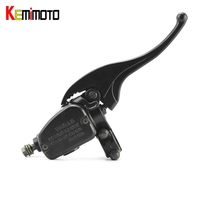 KEMIMOTO 22mm 7/8 For Polaris SPORTSMAN 400 500 700 800 Right Brake Master Cylinder for MAGNUM 325 for HAWKEYE 300 for BIG BOSS
