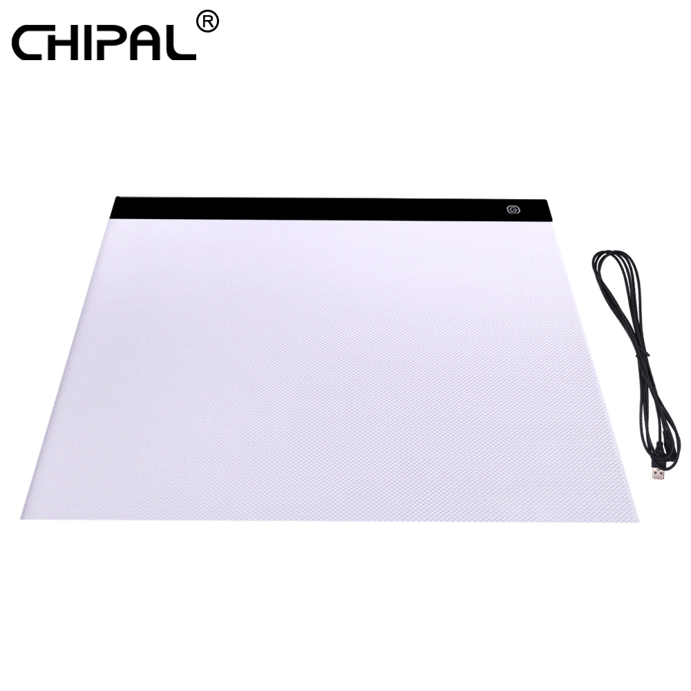 A3 LED Light Pad Artcraft Tracing Light Box Copy Board Digital  Tablets Painting Writing Drawing Tablet Sketching Animation-in Digital  Tablets from Computer