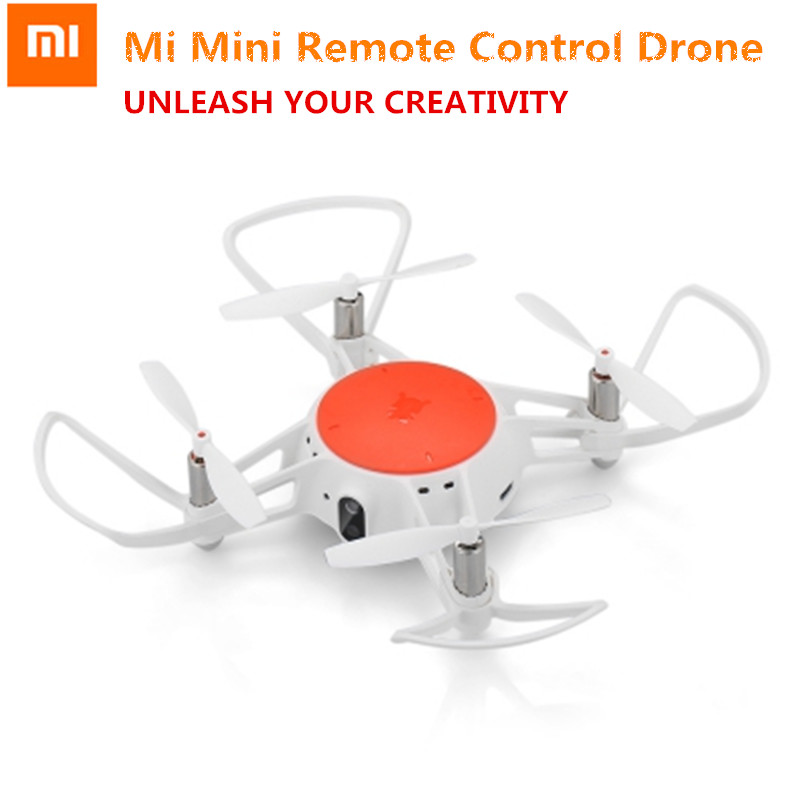 Xiaomi MITU WIFI FPV 360 Tumbling RC Drone with 720P HD Camera Multi-machine Infrared Battle Camera Drone With Storage Bag