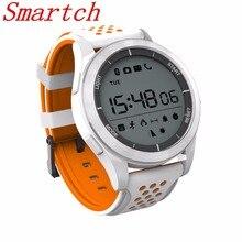 696 NOVA N ° 1 F3 Inteligente pulseira Caminhadas Esportes relógio inteligente ip68 à prova d' água Rastreador De Fitness Wearable Dispositivos lembrete Para Andro