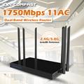 5 ghz wifi router repetidor extensor sem fio router dual band 11AC gigabit roteador sem fio de alta potência sem fio COMFAST CF-WR650AC