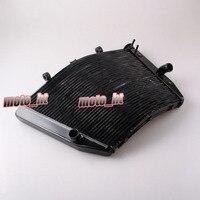 NEW High Quality Aluminum Cooler Radiator For Suzuki GSXR 1000 2007 2008 07 08 Black