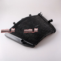 NEW High Quality Aluminum Cooler Radiator For Suzuki GSXR 1000 2007 2008 07 08 Black