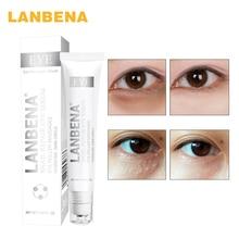 Ланбен Релайнер Реабілійний крем для очей Крем для очей Сливовий крем Темний колір зволожуючий антивіковий очищувач для очей Відбілюючий засіб для догляду за шкірою обличчя