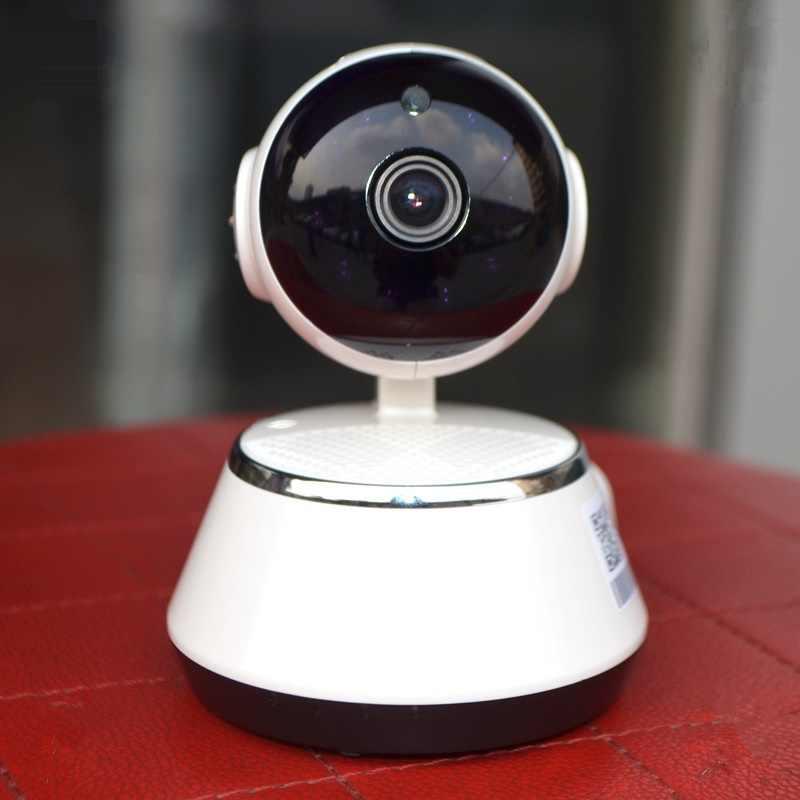 Оптовая продажа v380 камера экшн-камера с Wi-Fi подключением Беспроводной домашней безопасности сетевая камера видеонаблюдения HD 720 P мегапикселей