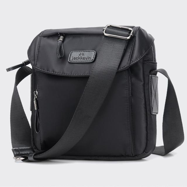 754777fbd75c 2018 New Design JackKevin men bags men Shoulder Bag famous brand design  Waterproof messenger bag high quality Women brand bag