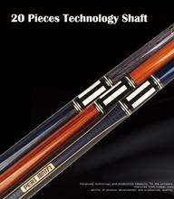 PERI Jump Cue Stick Kit PHB 13.8 mm 105 cm Billiard Break 10 Pieces Technology Shaft China 2019
