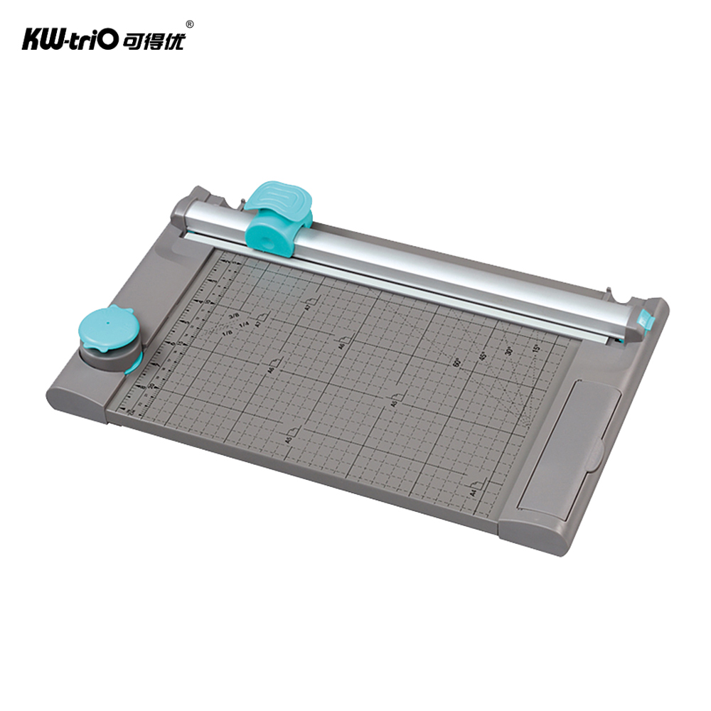 New A4 Paper Trimmer Cutter Rotary Blade Guillotine Craft Tool With Blade Guard
