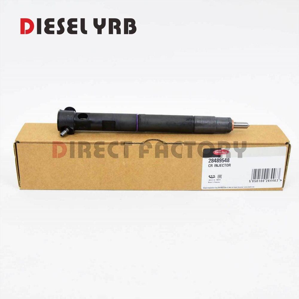 100% Genuine injector 28489548, 28264951, 28239766, 25195089 para Chevrolet Captiva OPEL Antara 25183186