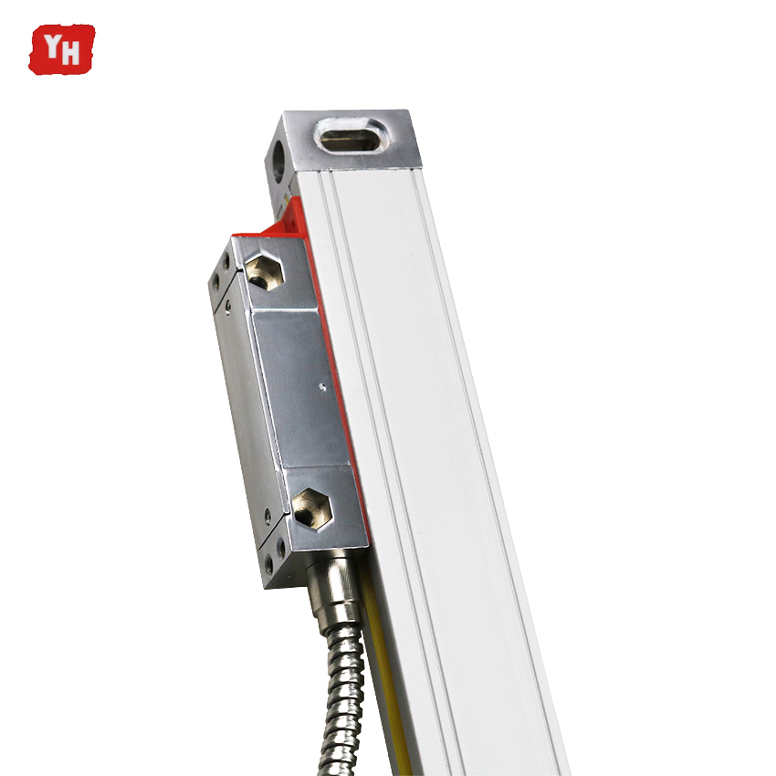 Règle numérique pour tour 5U TTL longueur de voyage 150 250 350 450 550 650 750 850 950mm pour Machines livraison gratuite