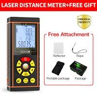 Vchon Digital Laser Distance Meter electronic Laser Tape Range Finder ruler Area Diastimeter Measure laser distance meter ruler