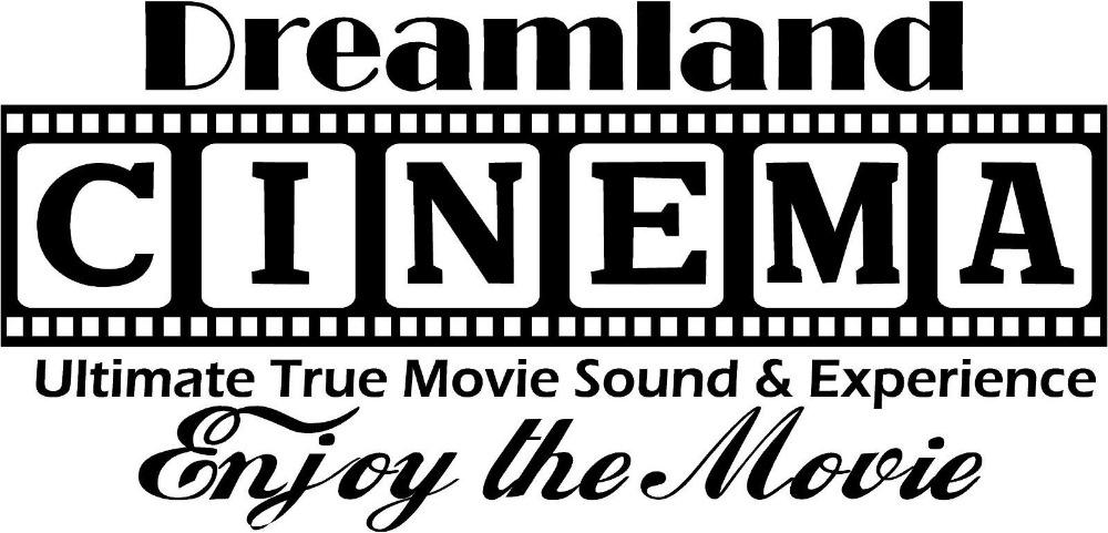 Cinema Theatre Customized Sign Home Movie Theater Vinyl Wall Decor Mural Decal ...