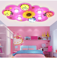 Children's room lights boys and girls LED ceiling light creative cartoon beetle bedroom lamp kids room lighting