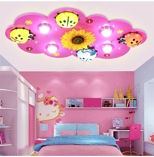 Childrens room lights boys and girls led ceiling light creative childrens room lights boys and girls led ceiling light creative cartoon beetle bedroom lamp kids room mozeypictures Gallery