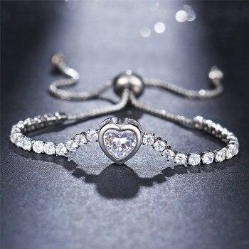 Women's Romantic Elegant Gold and Silver Bracelet Bracelets Jewelry Women Jewelry Metal Color: FCS26125