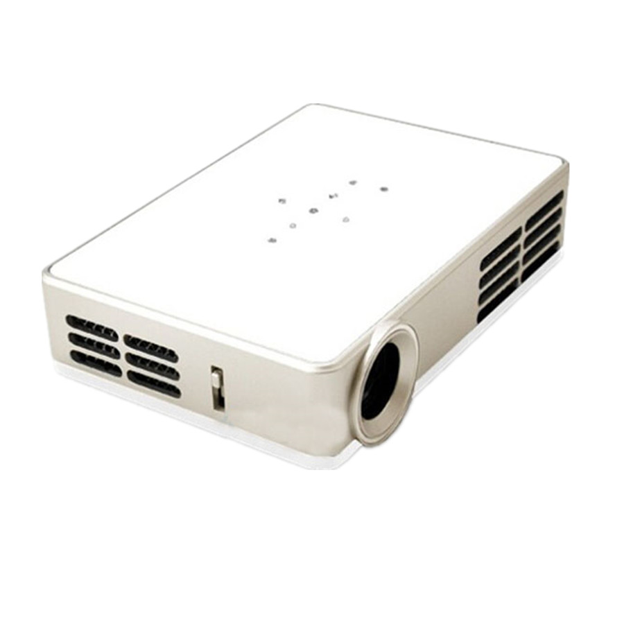 Android shutter 3d led mini dlp projector 1080p full hd for Pocket projector dlp
