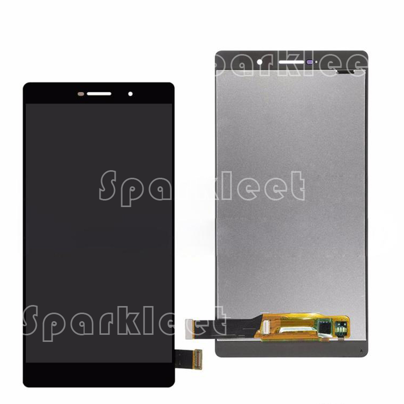 LCD Display Touch Screen Digitizer Assembly For Huawei P8 Max Repair Parts Free Shipping for htc one m9 lcd display screen with touch screen digitizer assembly repair parts gray silver gold color free shipping tools