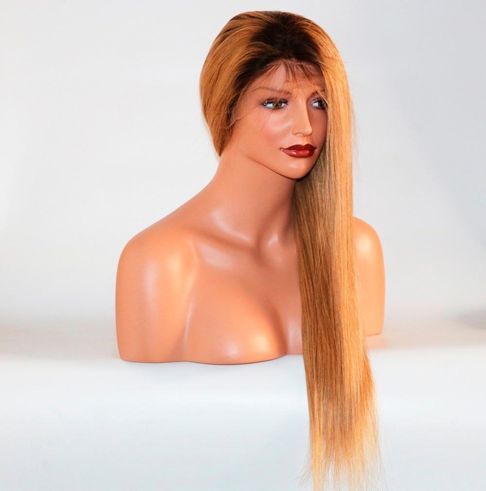 honey blonde wig