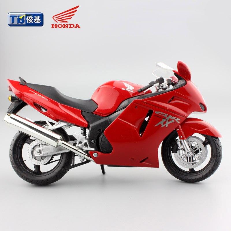 112 scale mini kids motorcycle honda cbr 1100xx diecast motorbike metal models race car