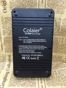 Image 3 - Colaier lii 500 C40 C20 Lii 100 LCD 3.7V 1.2V 18650 26650 16340 14500 10440 18500 Battery Charger