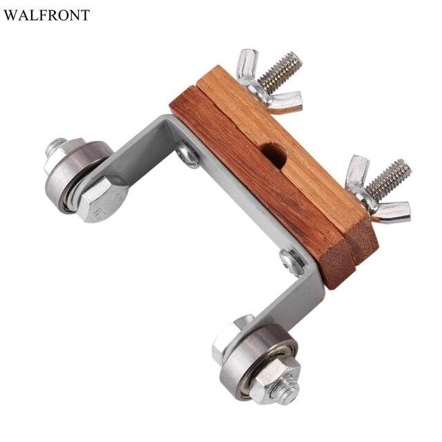 Affûteuse de couteau à Angle fixe Guide dangle support de meuleuse professionnel bricolage outils ménagers à bois