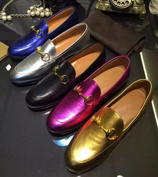 ФОТО blingbling patent leather woman comfortable flat causal loafers shoes woman flat party shoes