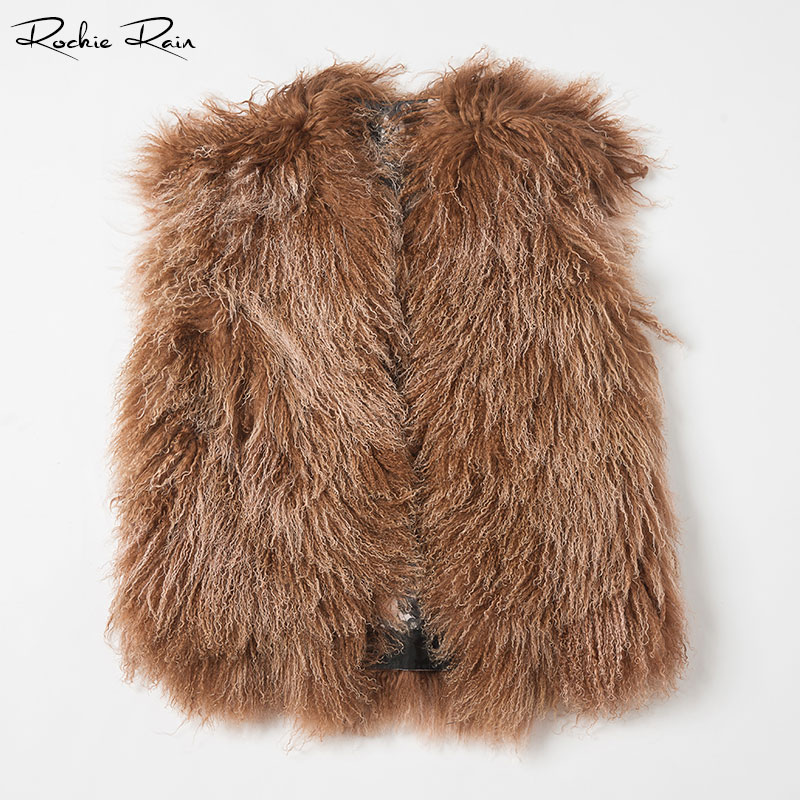 Doublure Véritable And Détachable red Capuche Green Brown black pink Moutons red Dark Mongolie black Brown Réel De Femmes White Fourrure Chaud Manteau Parka eEH2IbWD9Y