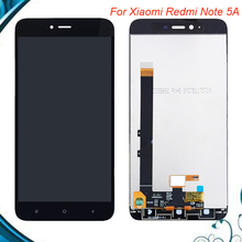 Top Quality For Xiaomi Redmi Note 5A Standard 2GB/16GB LCD Display Touch Screen Digitizer Assembly Replacement телефон xiaomi redmi note 5a 2gb 16gb серый