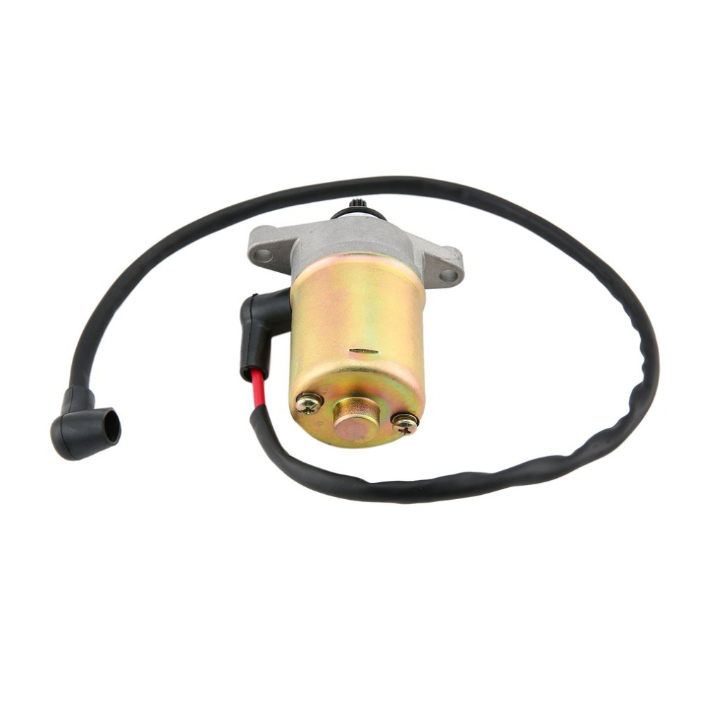 Motorcycle Engine Electric Starter For Kymco Gy6 50cc-80cc 139qma / B  Chinese Scooter Moped Atv Go Karts Dirt Bike Taotao