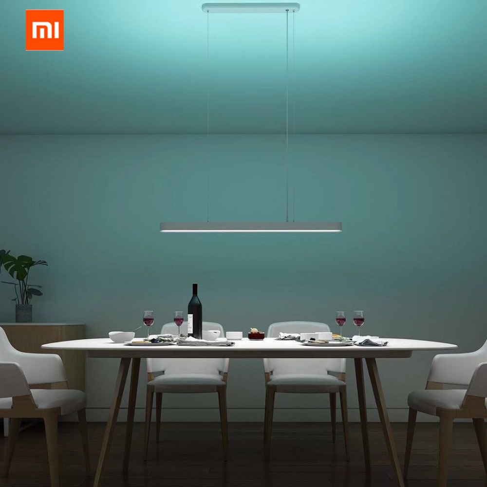 Novo Xiaomi YEELIGHT restaurante lustre de Jantar Luzes Pingente Meteorito LED Inteligente Inteligente trabalhar com Mihome App