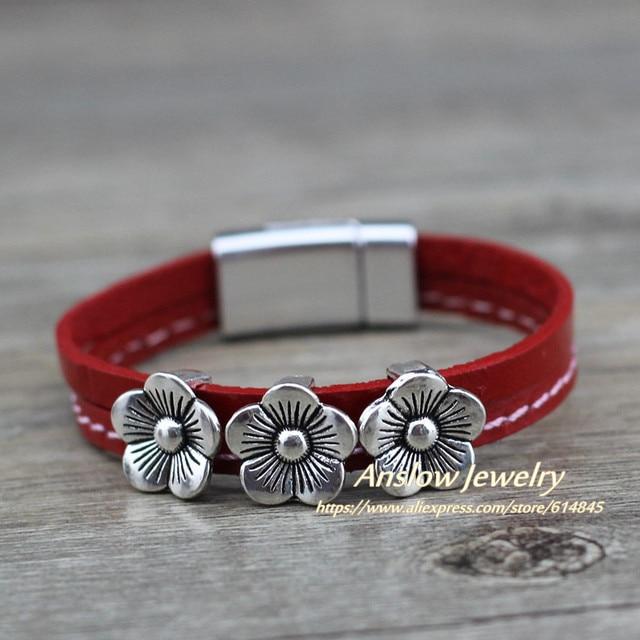 Anslow Jewelry Trendy Retro...