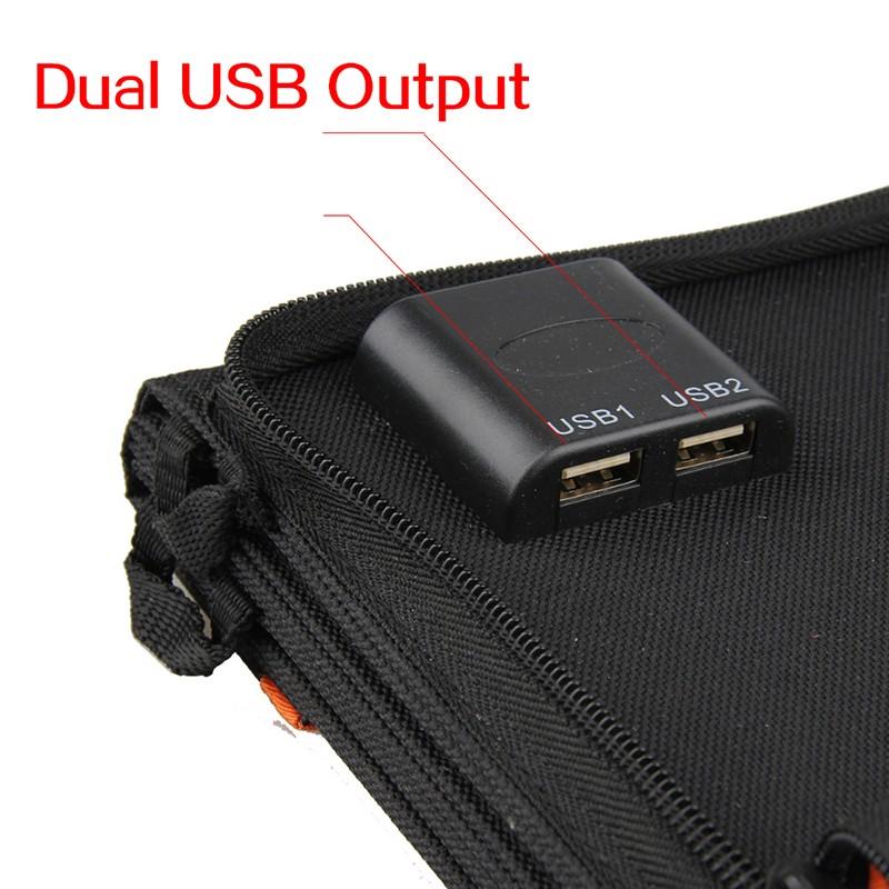Dual USB output