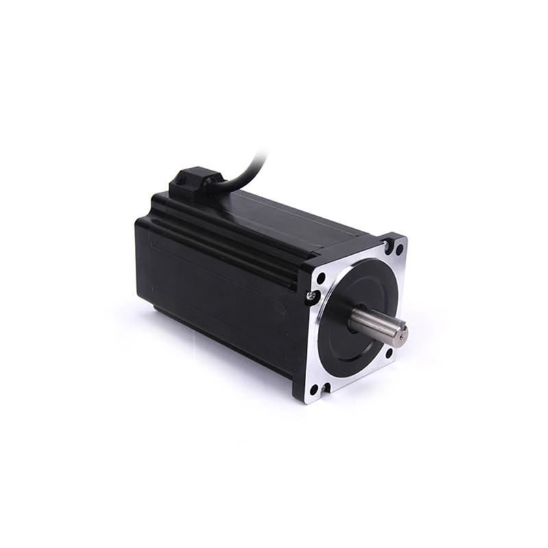 все цены на High torque 86 Stepper Motor 2 PHASE 4-lead Nema34 motor 86BYGH 159MM 6.0A 12.00N.M LOW NOISE motor for CNC XYZ онлайн