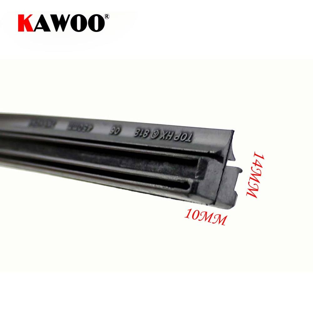 KAWOO avtomatik şüşəli avtomobil silecek bıçağı zolaqlar - Avtomobil ehtiyat hissələri - Fotoqrafiya 2