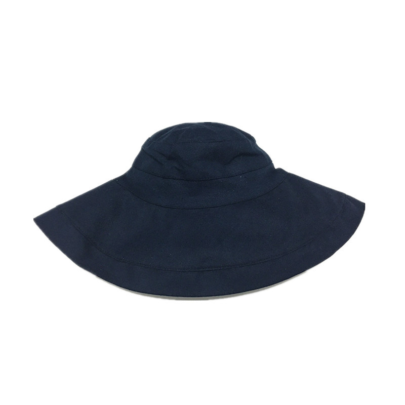 82cdfe78b605c women bucket hat Anti UV cloth cap Japan style hat Female summer Foldable  convenient Sun hat Sunscreen Big eaves sunhat-in Bucket Hats from Apparel  ...