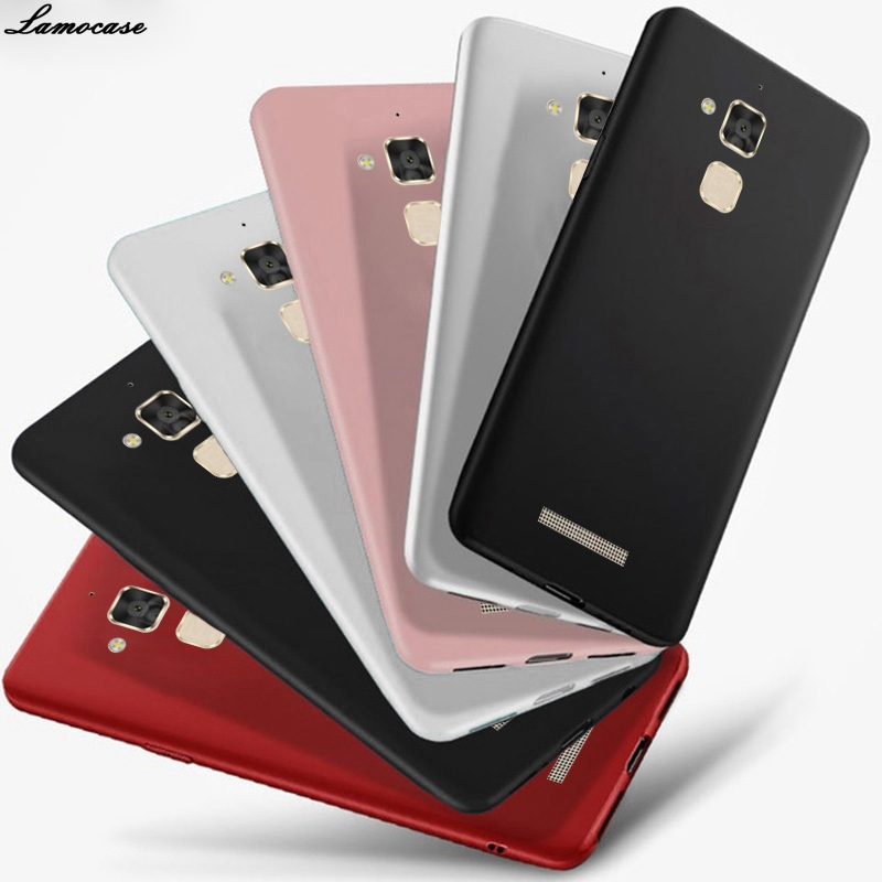 For <font><b>Asus</b></font> ZenFone 3 Max <font><b>ZC520TL</b></font> Case Luxury Soft Matte Back Cover For <font><b>Asus</b></font> ZenFone 3 Max Funda <font><b>ZC520TL</b></font> Capas Phone Case 5.2inch image