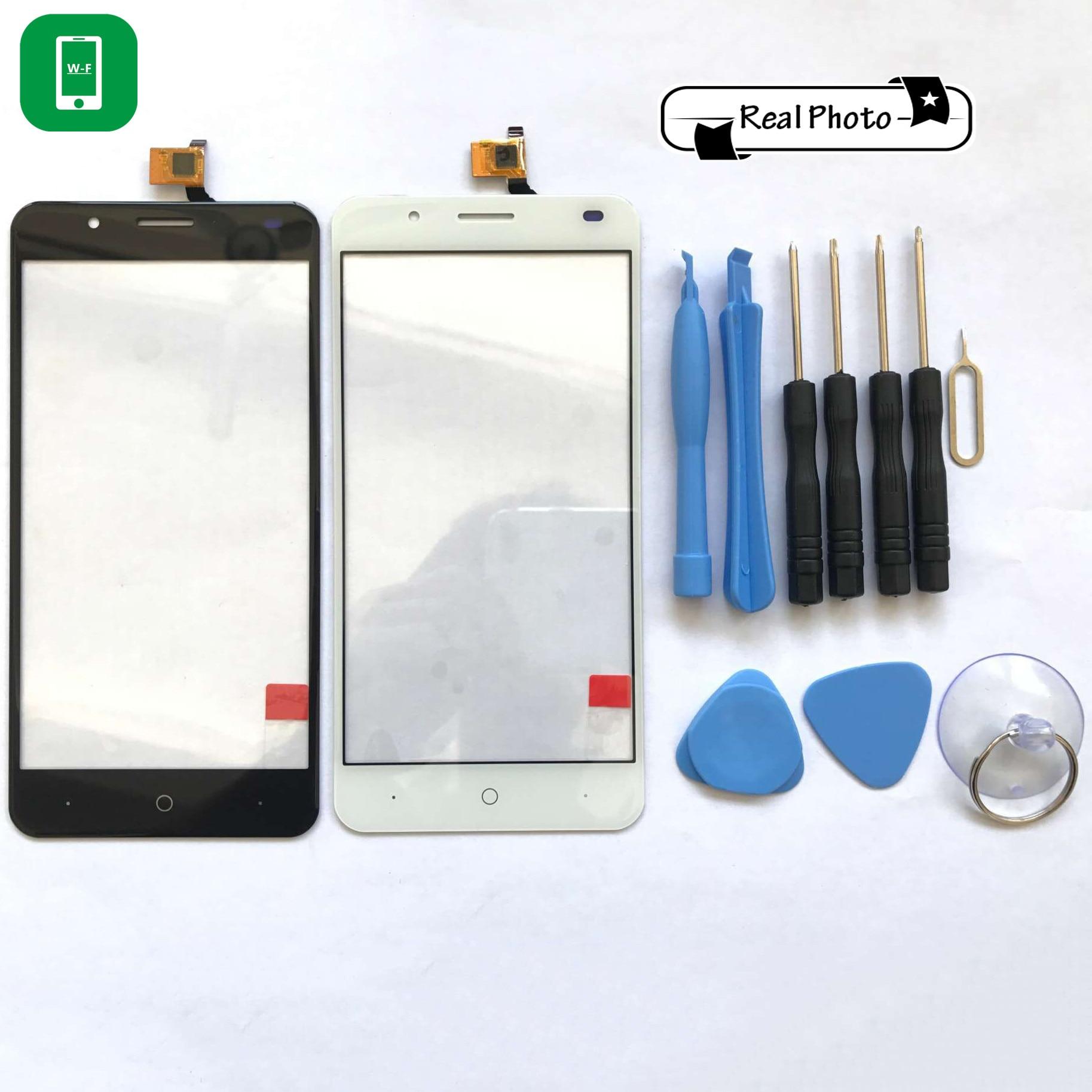 imágenes para Tigre Hacrin para Ulefone Pantalla Táctil con Las Herramientas Accesorios Del Panel de Cristal Digitalizador Reemplazo Para Ulefone Teléfono Inteligente Tigre