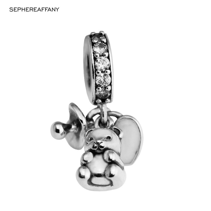 Mother S Day Baby Treasures Hanging Charms Fit Pandora