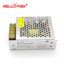Hello Fish 12V 5A 60W 12V Led Strip Transformer Switching Power Supply