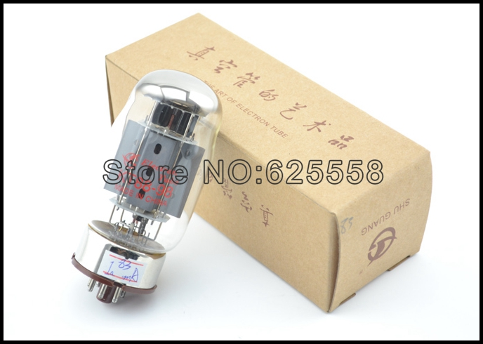 2pcs Matched Shuguang KT88-98 Vacuum Tubes , the art of  Electron tube art of war
