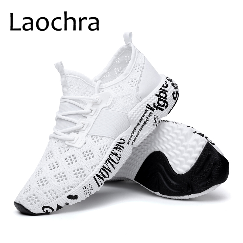 LAOCHRA 2018 Новое прибытие Мужчины Стиль - Мужская обувь - Фотография 5