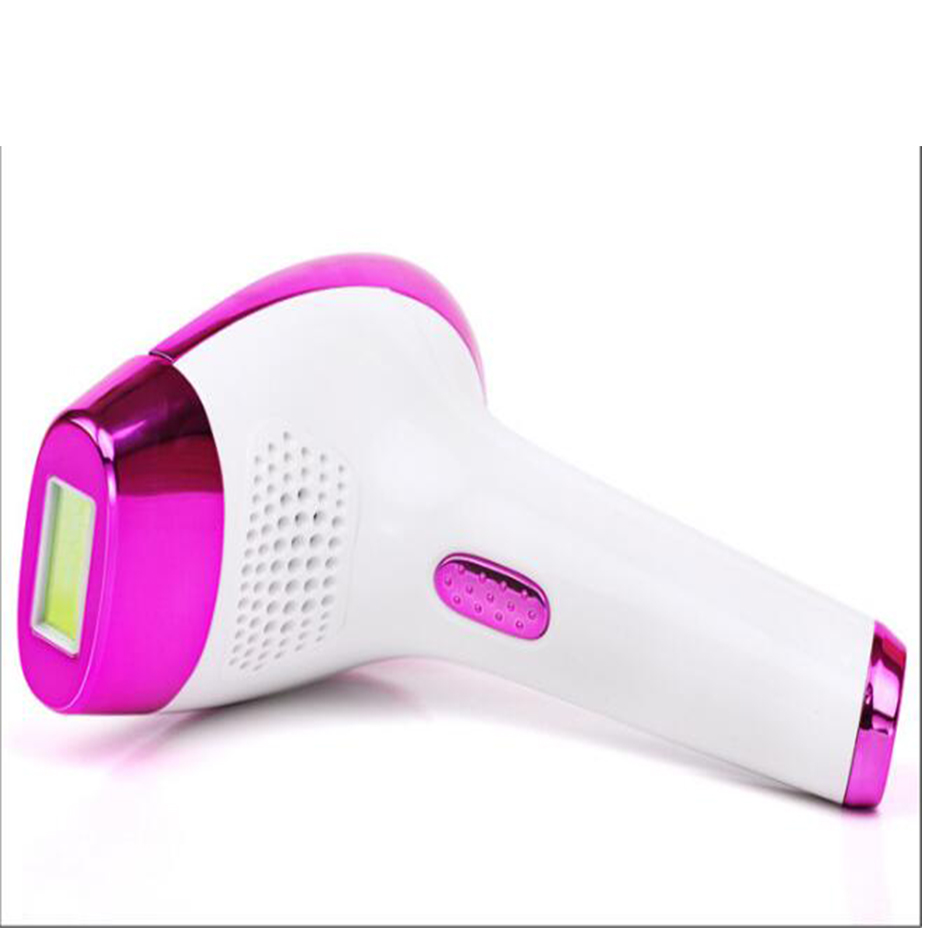 Home Laser Epilator  Facial Permanent Hair Removal Device Laser Machine 500000 Times Pulses Lamp women hair remoal Free Shipping rebune mini painless ipl permanent hair removal laser hair epilator depilador 120000 pulses home bikini lightsheer beauty device