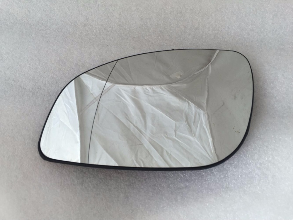 Left side  Aspherical Heated Left Wing Side Mirror Glass Fits OPEL Vauxhall Signum Vectra C  2002 2008|side mirror glass|side mirrorside wing mirror - title=